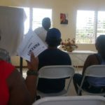 Parenting Session with Child Abuse Prevention Watch Group