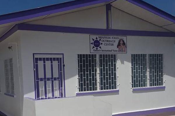 New Outreach Center